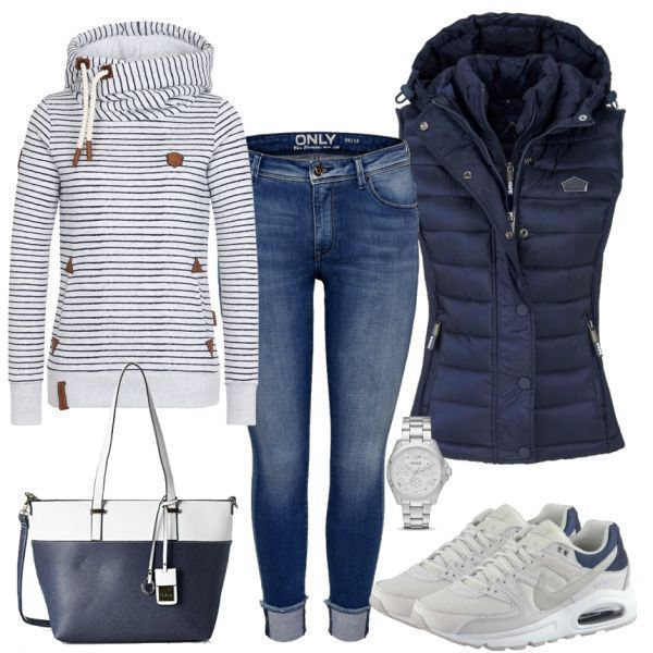 seaInside Outfit – Herbst-Outfits bei FrauenOutfits.de – #OutfitIdeen