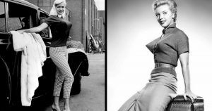 4c1e537db3e Photos of Vintage Bullet Bras Will Make You Question Fashion From The 40 s  and 50 s