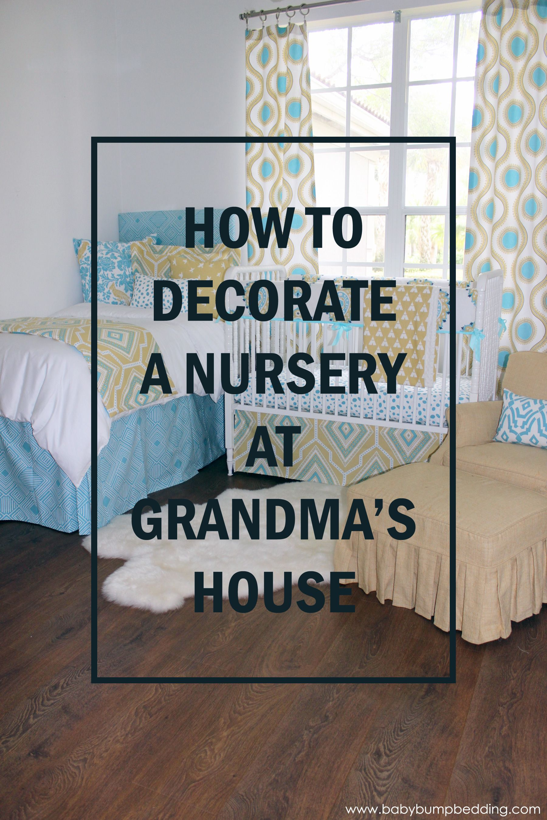 Decorating grandma\'s nursery. Design your nursery to match your ...