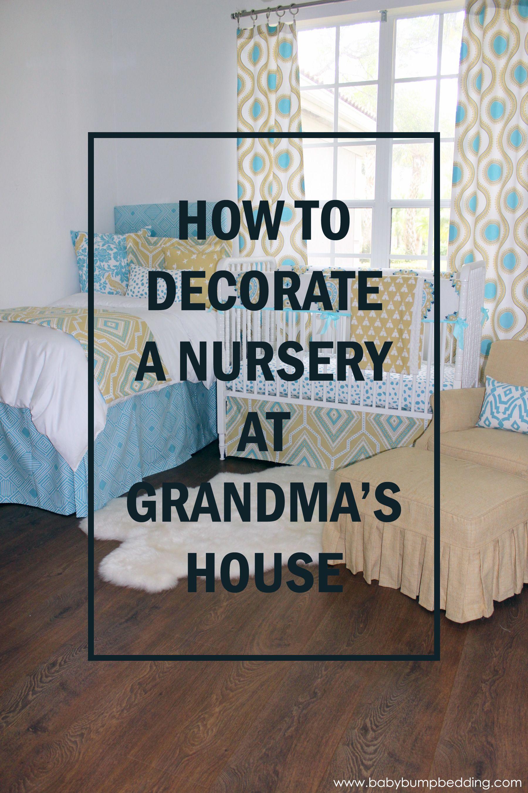 Decorating Grandma S Nursery Design Your Nursery To Match Your