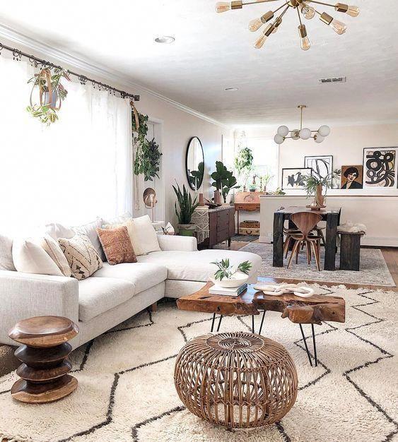 Wil Jij Ook Een Woonkamer Zoals Deze Met Deze Tips Wordt Het Inrichten Een Eitje The Dai In 2020 Hygge Home Interiors Living Room Designs Living Room Decor Apartment