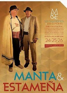 Noche y Día Gran Canaria: Música en Vivo - 24/05 a 26/05: Manta y Estameña en el Alfredo Kraus