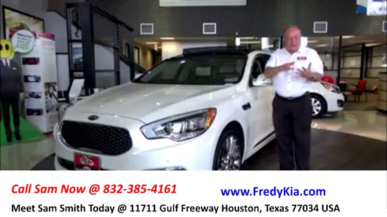 Meet Sam New Cars Used Cars For Sale Fredy Kia Call Sam Now