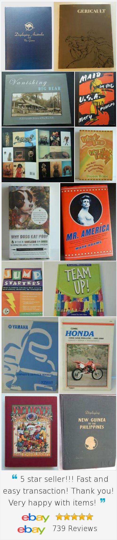 Non Fiction Books in LargoWares store on eBay!