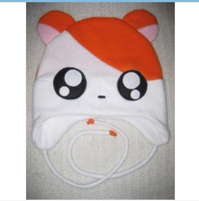 Photo Bookpage Ideas: Anime Hats, Fleece Hats, Kawaii Crafts