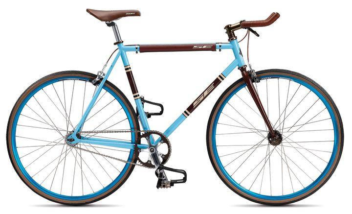 Pin Su Bicycles