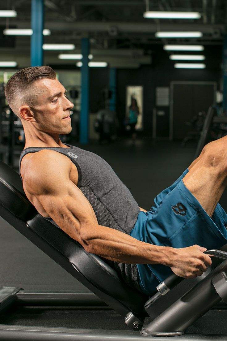 The 6 Biggest Leg-Press Mistakes Solved! (With images) | Leg press, Gym boy, Big legs