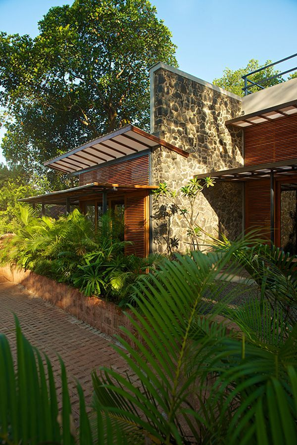 Stylish eco friendly home in harmony with nature living pinterest house and also rh
