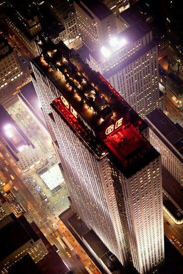 Rockefeller Centre NYC