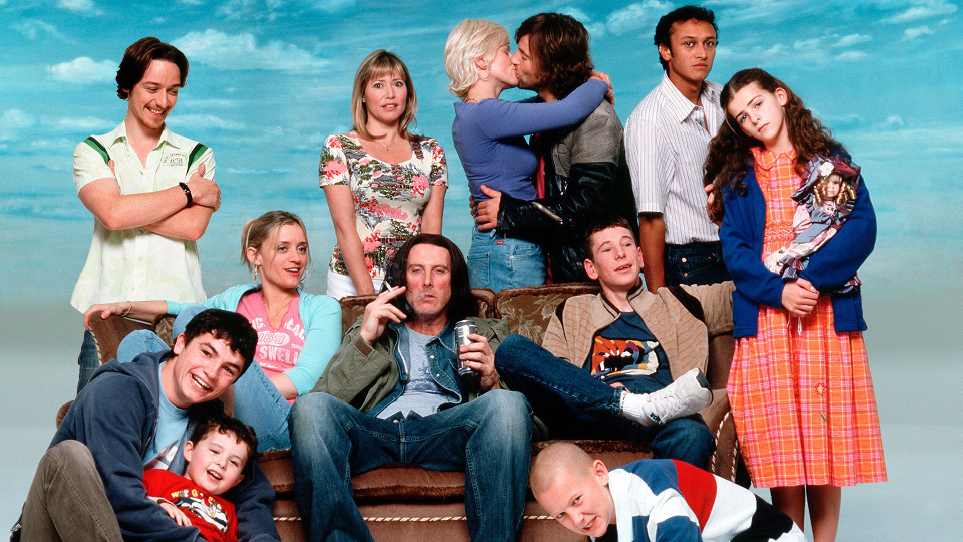 Shameless (my new obsession on netflix) Mejores series