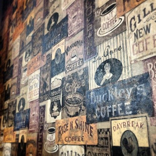 vintage coffee wallpaper - photo #48