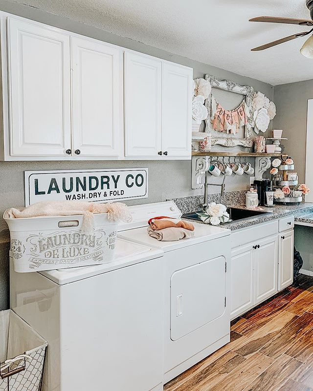10x10 Laundry Room Layout: Pin By Janine On Laundry Love