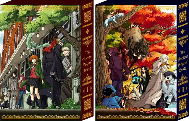 """""""Ancient Magus' Bride"""" Showcases Latest Cast And Character Art"""