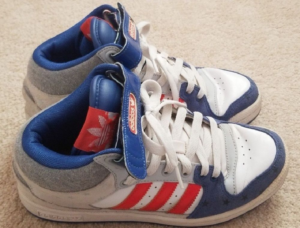 Adidas Sneakers Women Size 7 Fashion Clothing Shoes
