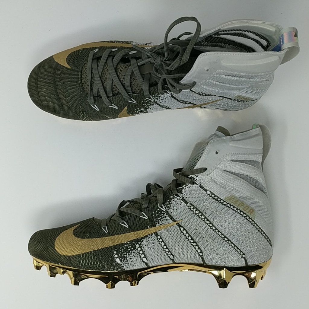 reputable site 0df46 18fa7 Nike Vapor Untouchable 3 Elite Football Cleats Size 11.5 New AH7408-07 –  LoneSole