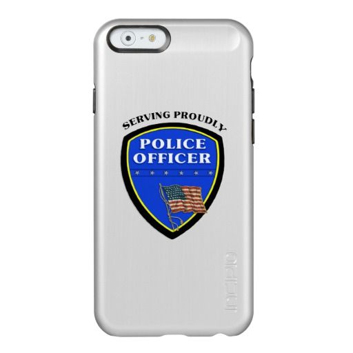 Police  iPhone 6 Case
