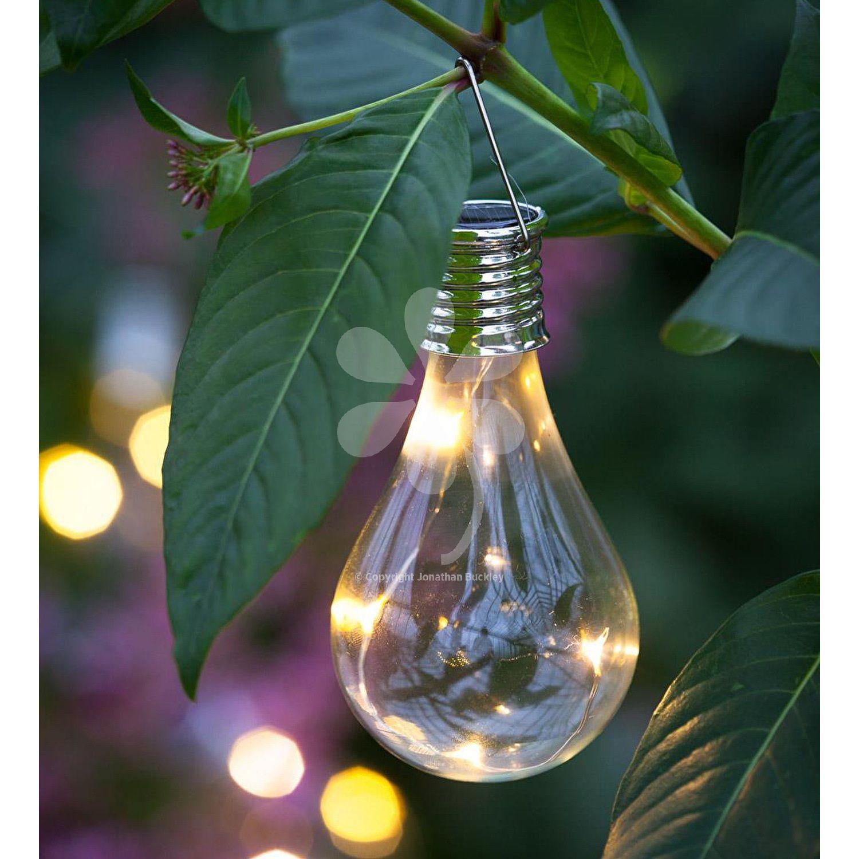 Eureka Original Dobbies Garden Centres Solar Light Bulb