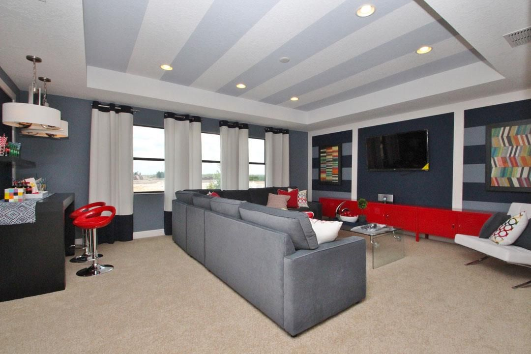 Media Room Paint Ideas Part - 47: Media Room