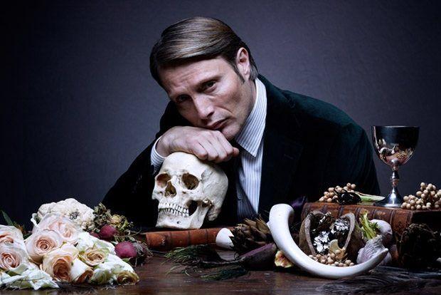 Hannibal Lecter - Hannibal - Psikopat Karakter