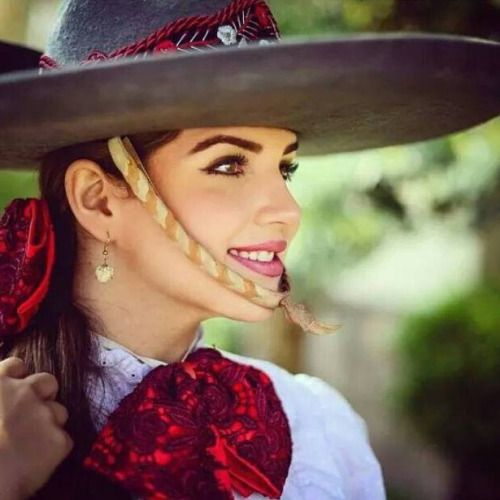 Jalisco women of Typical Costume