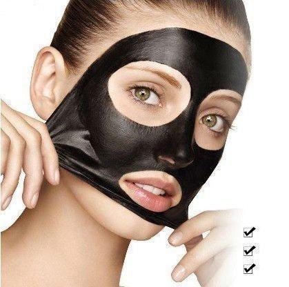 black mask pormaskar