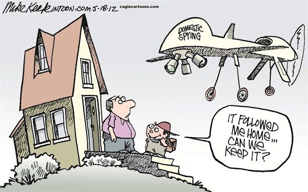 Image result for UK's Secret Drone CARTOON