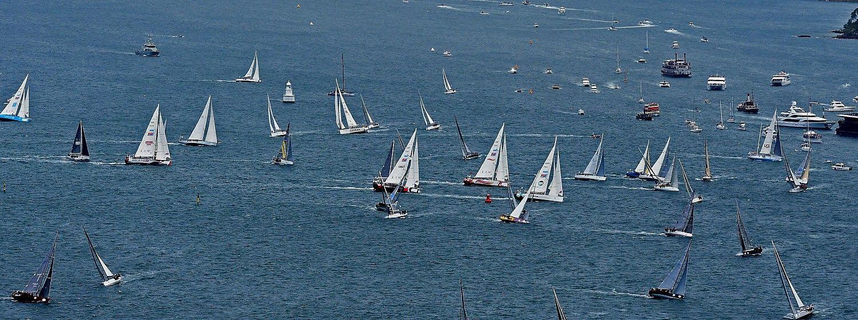 Race 5 Day 1 Fleet endures challenging first night on