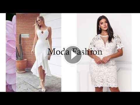 Vestidos de moda formales 2019