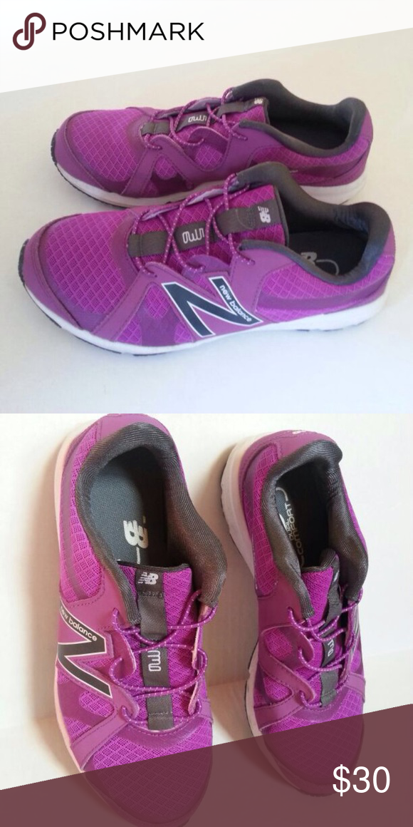 1ebcb5973c New Balance Sneakers In new condition #purple #newbalance #shoes ...
