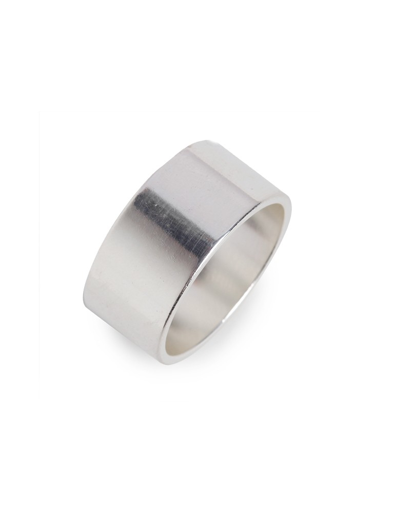 love this new silver classic cigar band