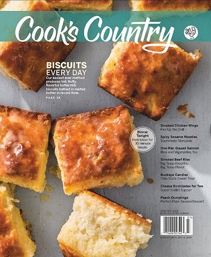 Cook S Country 6 Issues Cooks Country Magazine Cooking