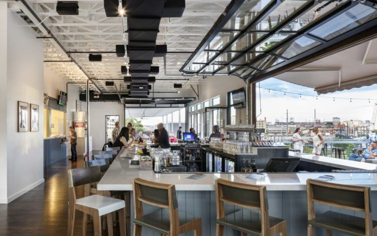 Avanti food and beverage the denver ear architecture