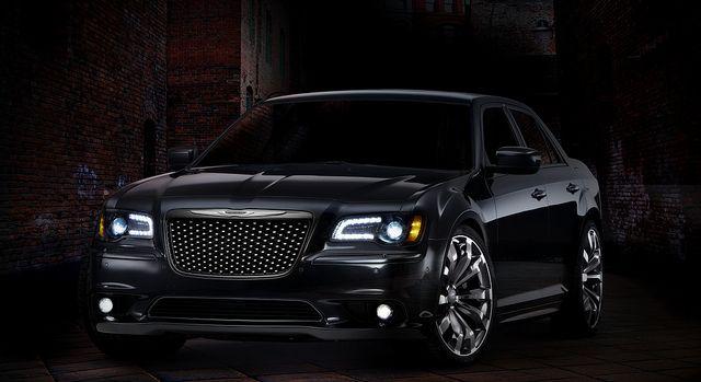 Chrysler 300 Ruyi Design Concept  by Chrysler-Group, via Flickr #chrysler #beyercdjr #auto #cars