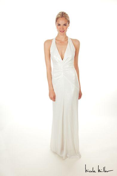 Nicole Miller Wedding Dress Gabi Nicole Miller Wedding Dresses Jcrew Wedding Dress Size 12 Wedding Dress