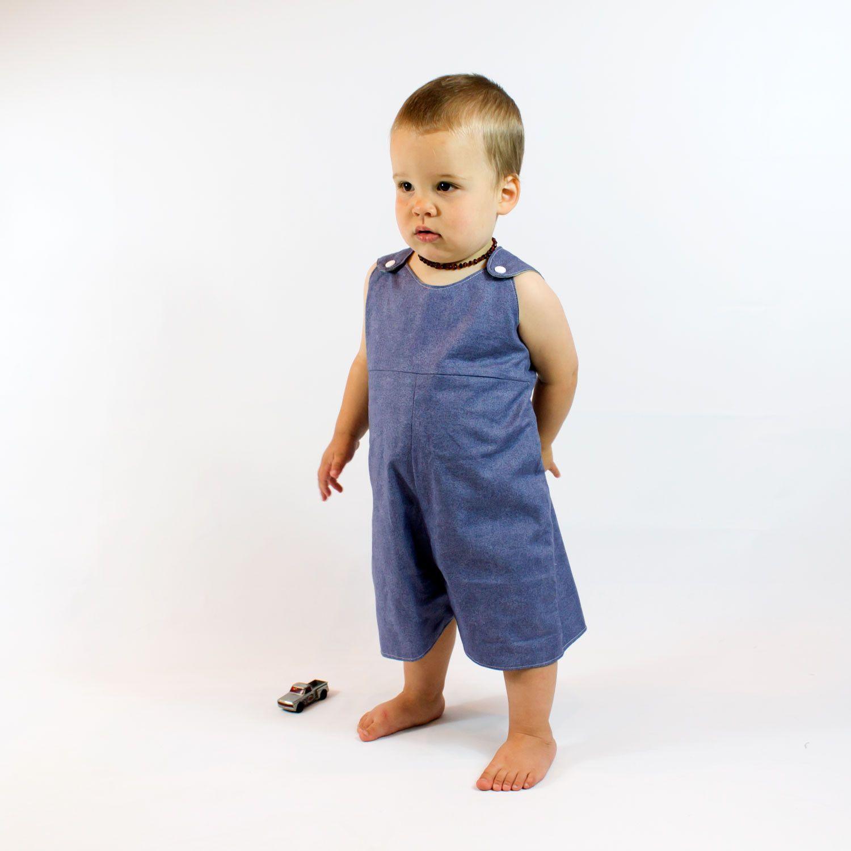 Reversible Baby Romper Pattern Baby Romper Pattern