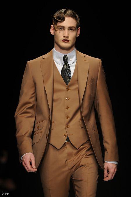 A fiúk a koppenhágai vacsoránál Dáviddal | Suit jacket