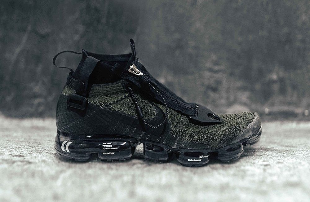 83ab1f1fc87 Acronym x Nike Air Vapormax Custom by ogreziv via SNEAKERS ADDICT ...