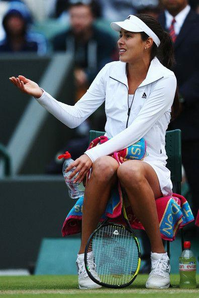 Ana Ivanovic Photos Photos Day Six The Championships Wimbledon 2014