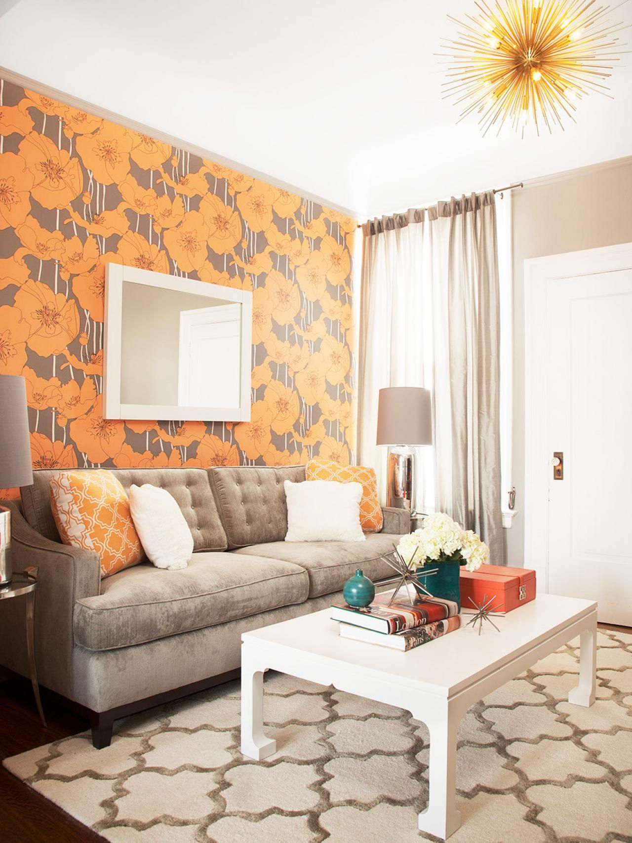 Hgtv Small Spaces Living Rooms: Vote For Your Favorite Color Palette On HGTV.com
