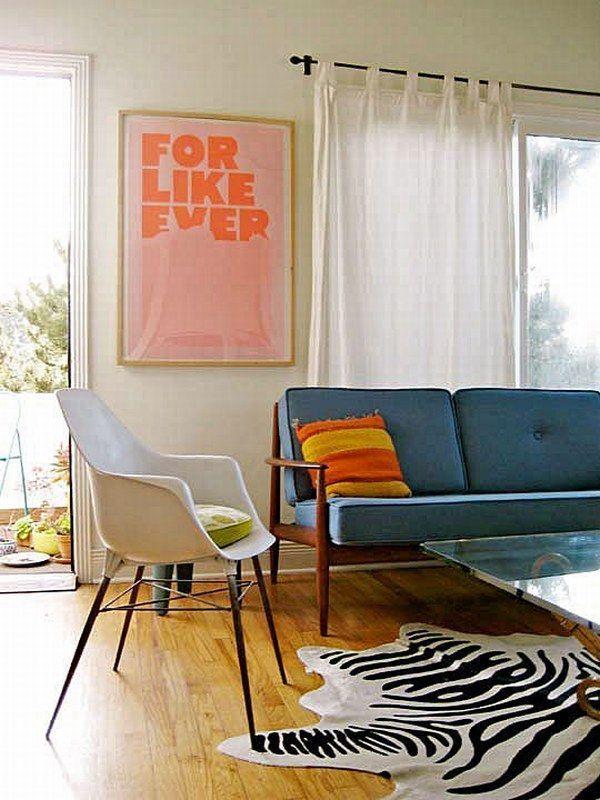 17 zebra print interior design ideas  interior design
