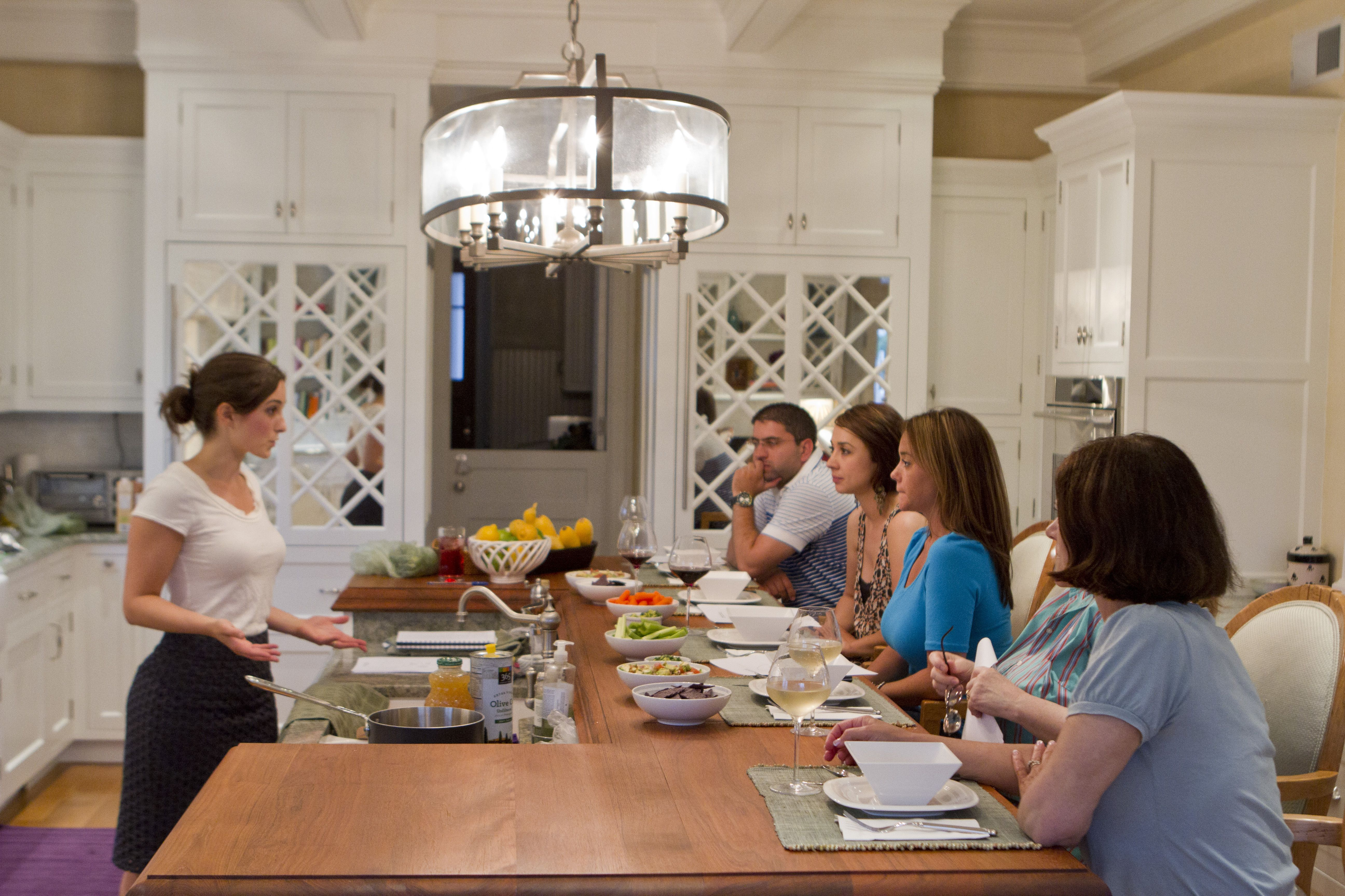 Hands-on fun at the Williams-Sonoma Cooking School in Sydney ...