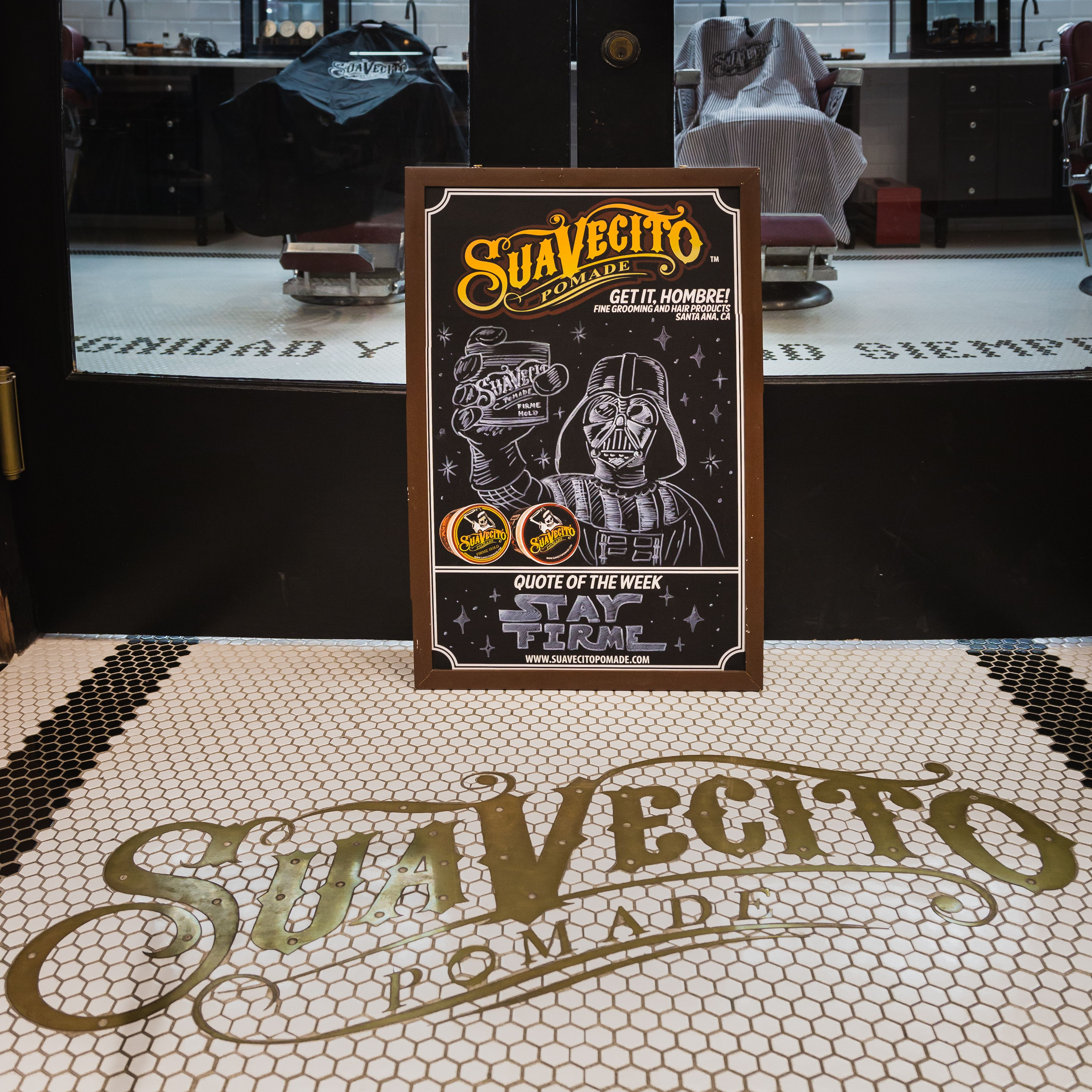May The Fourth Be With You From All Of Us Here At Suavecito Pomade Original Firme Hold Strong Made In Usa Starwars Maythe4th Maytheforcebewithyou Suavecitopomade