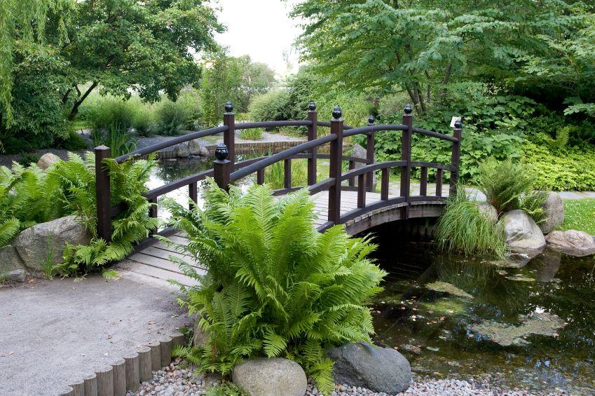 49 Backyard Garden Bridge Ideas And Designs Photos Backyard