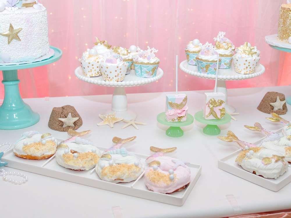Mermaid Birthday Party Ideas Photo 1 of 22 Catch My