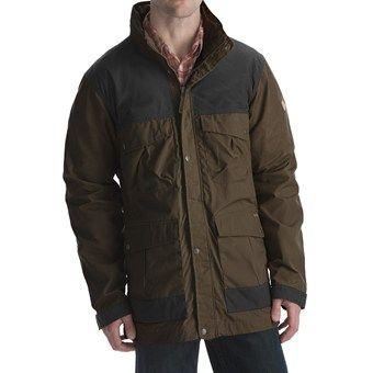 FJALLRAVEN Mens Telemark Jacket