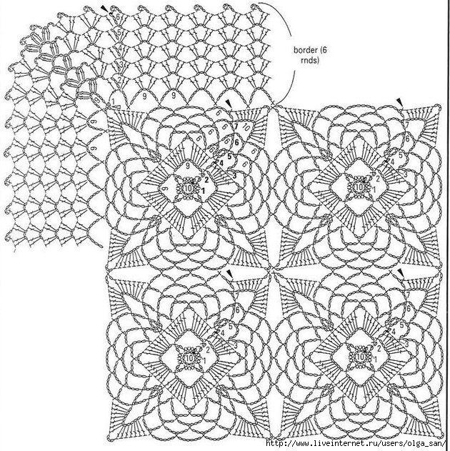 Pin de Hanna Ainah en szyełko kwadrat | Pinterest | Carpeta ...