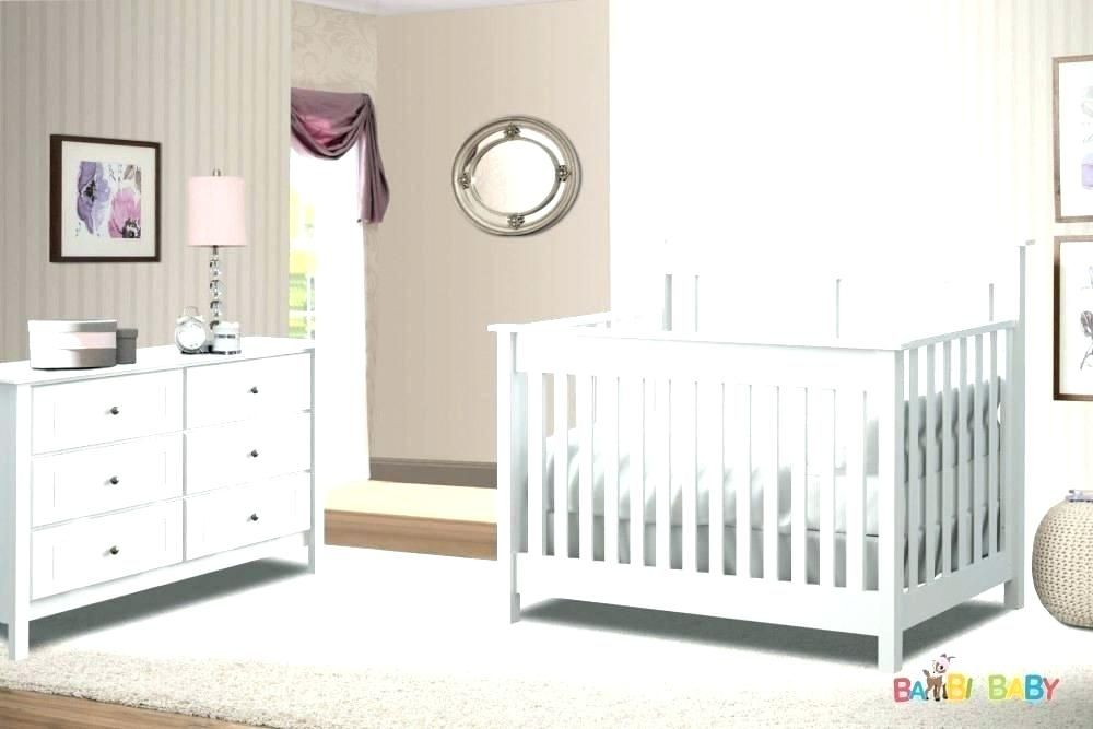 Crib And Dresser Set White Fashionable With Drawers Nursery Decors Sets Furniture Walmart Nursery Furniture Sets White White Nursery Furniture Calm Baby Room