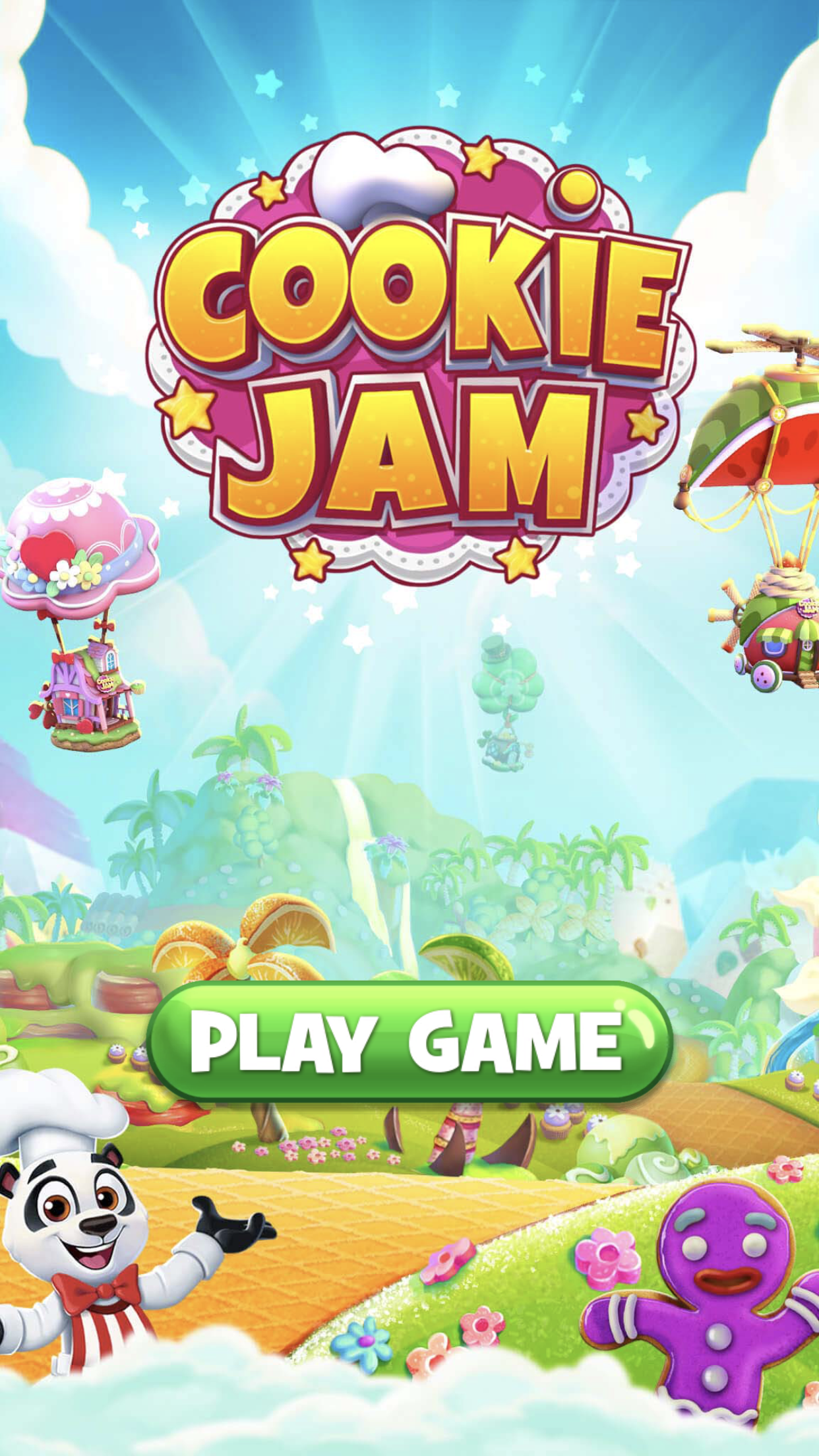 I love Cookie Jam and I'm currently on level 791 Jam