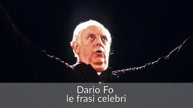 Addio A Dario Fo Le Frasi Celebri Del Premio Nobel