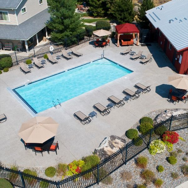 Amenities at Pine Valley Ranch in 2020 | Pine valley ...